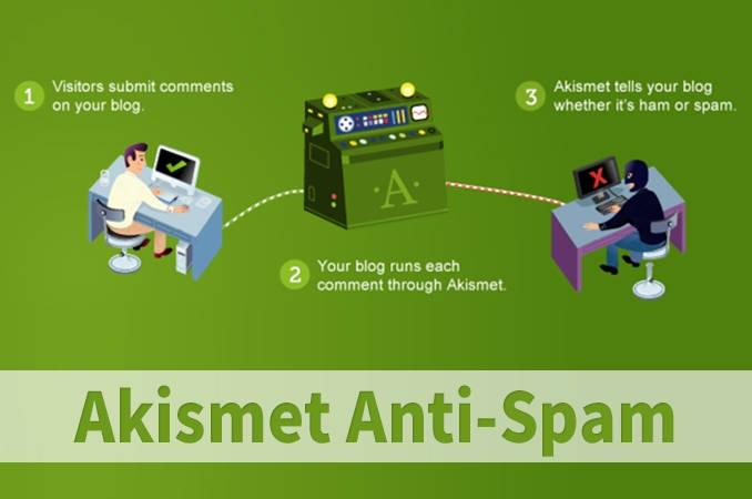 スパムコメントを自動削除してくれるプラグイン「Akismet」の設定方法