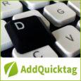 タグや定型文を登録して作業を効率化!AddQuicktag の入手と設定手順